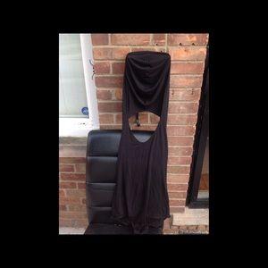 Rachel pally hooded bodysuit size large